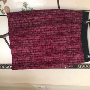 Halogen Skirts - Printed skirt